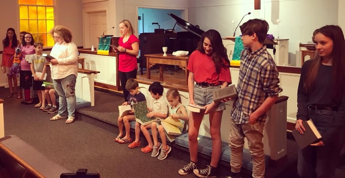 Glendale Kids at Glendale United Methodist Church Nashville TN UMC