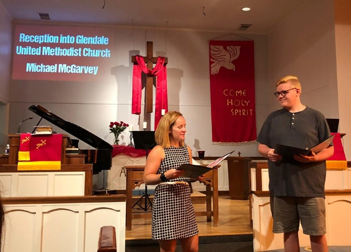 Michael-McGarvey-Joins-Glendale-United-Methodist-Church-Nashville