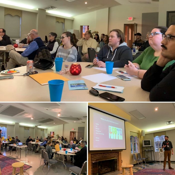 Oasis Center Inclusiveness Training at Glendale United Methodist Church Nashville TN (2)
