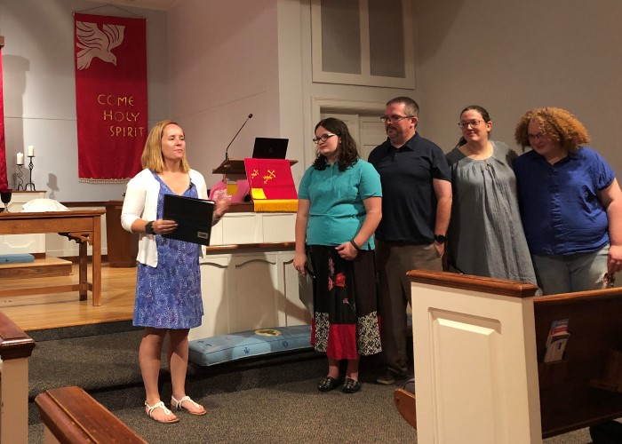 Woodroof-Family-Joins-Glendale-United-Methodist-Church-Nashville