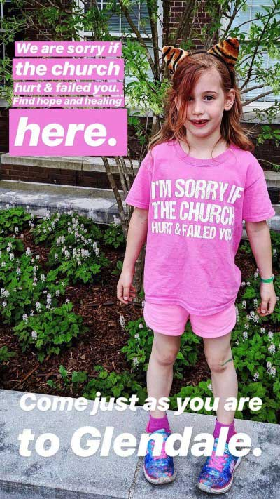 Glendale United Methodist Church T-shirts Nashville We are sorry