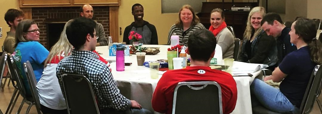 Young Adult Group at Glendale United Methodist Church Nashville Tennessee