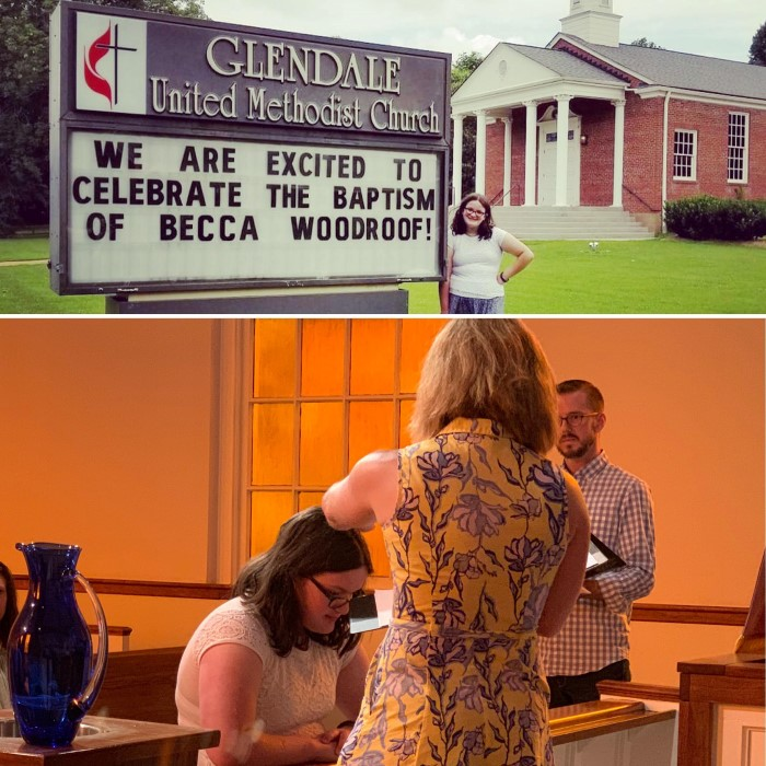 Becca-Woodroof-Baptized-Glendale-United-Methodist-Church-Nashville