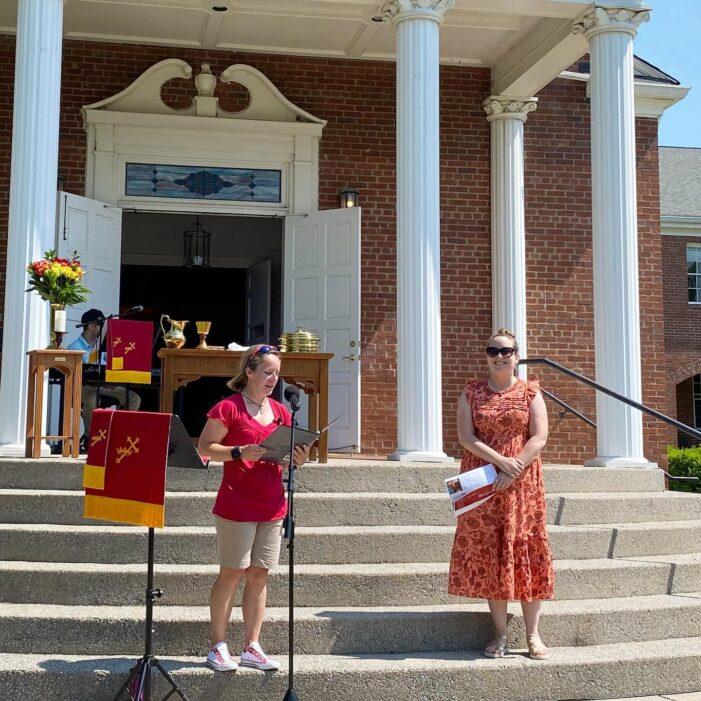 Anne Marie Roberts Joins Glendale United Methodist Church - Nashville TN UMC