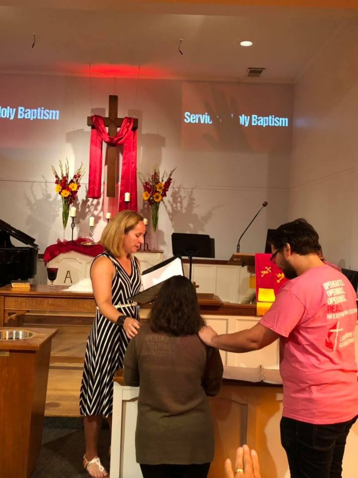 Brandi-Wilson-Baptized-Glendale-United-Methodist-Church-Nashville -TN