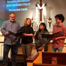 Caccese-Family-Glendale United Methodist Church Nashville TN UMC