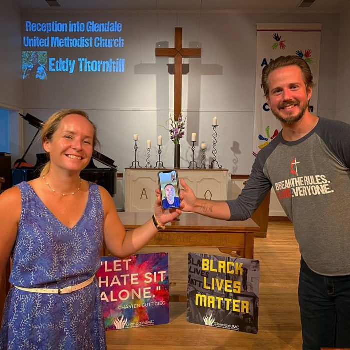 Eddy Thornhill Joins Glendale United Methodist Church - Nashville (Custom)