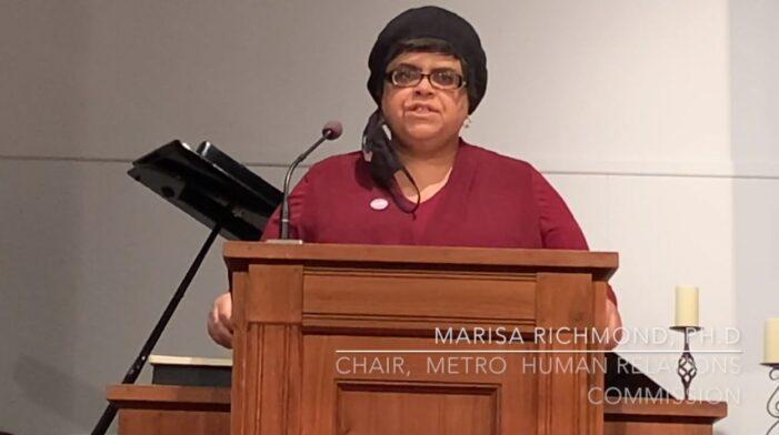 Glendale United Methodist Hosts Nashville Transgender Day of Remembrance Service 2020