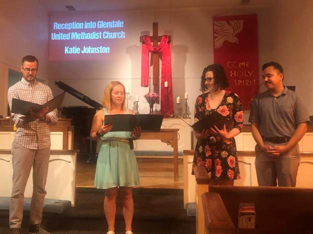 Katie-Johnston-joins-Glendale-UMC-Nashville
