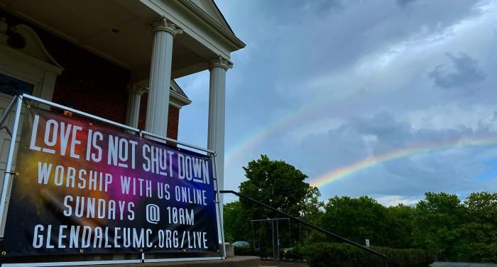 Love Is Not Shut Down at Glendale United Methodist Church Nashville TN UMC2 (Custom)