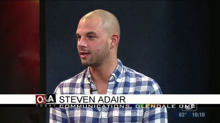 Out and About Today Interview Steven Adair and Sam McGlothlin Video