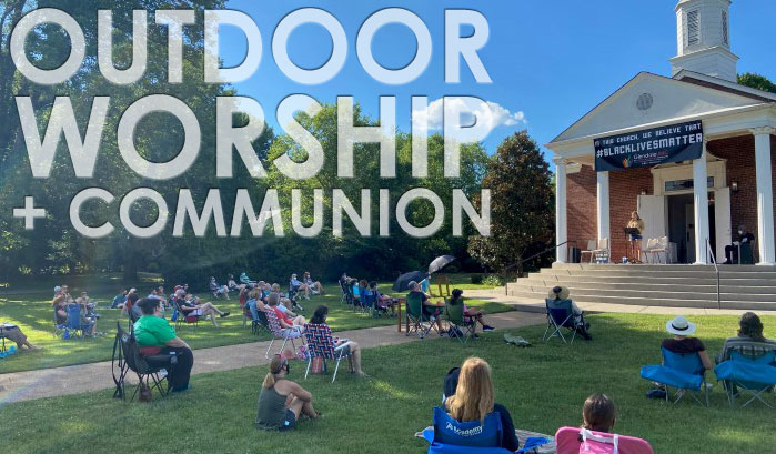 Outdoor-Worship-at-Glendale-United-Methodist-Church-Nashville-3
