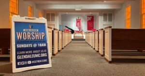 Sanctuary Worship Glendale United Methodist Church Nashville TN UMC (Custom) (3)