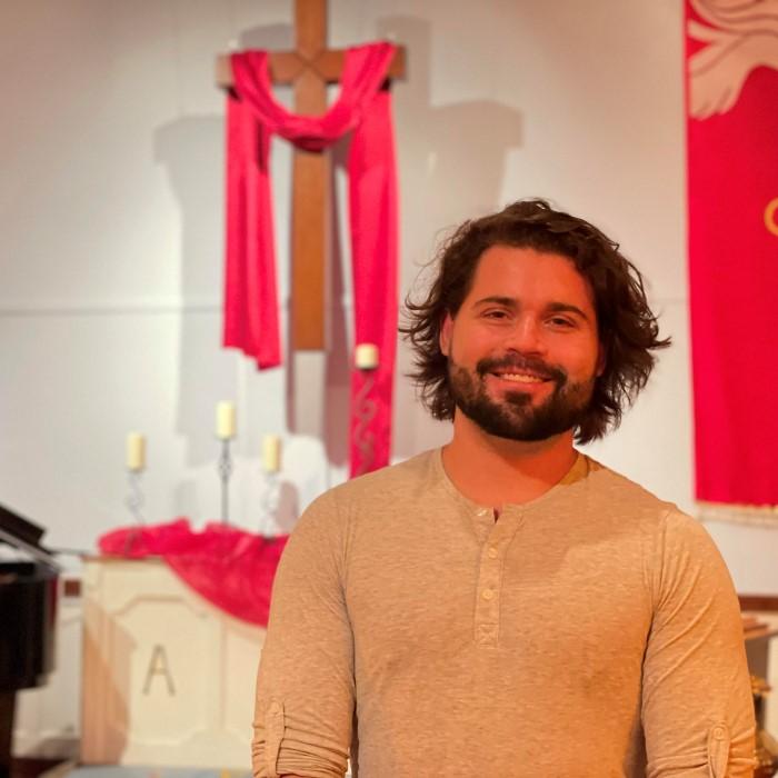 aleksey porcelli music director glendale united methodist church nashville tn umc (Custom)