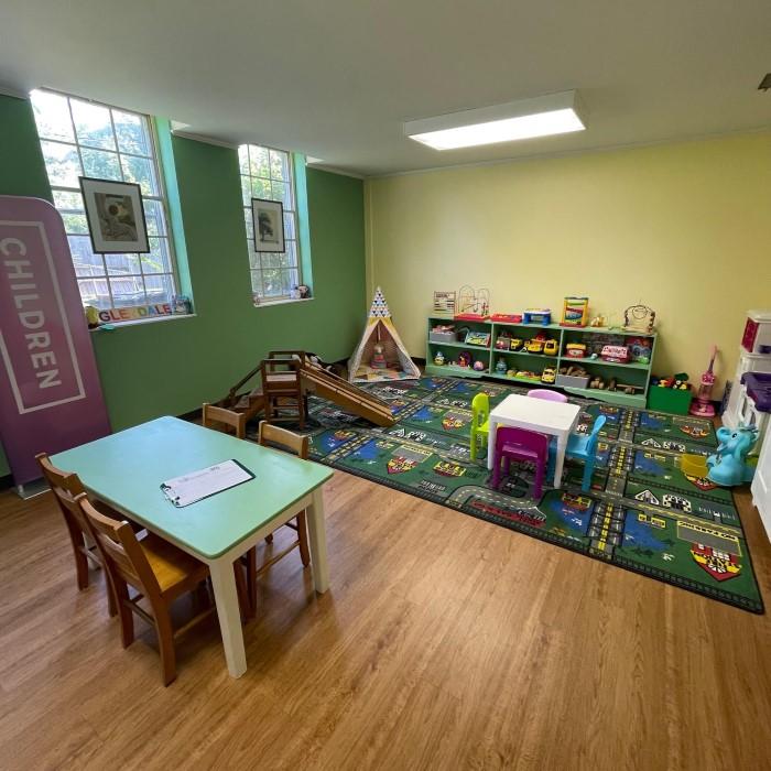 glendale united methodist church nashville nursery 2 (Custom)